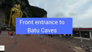 360 pano 7 batu caves KL malaysia front