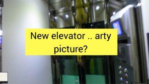 Euro boutique hotel Chumphon Thailand elevator-