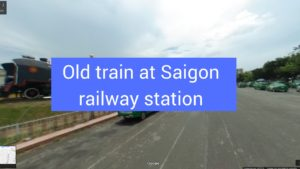 saigon railway station ho chi minh city vietnam