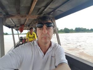derek hellinga don khon selfie july 2016