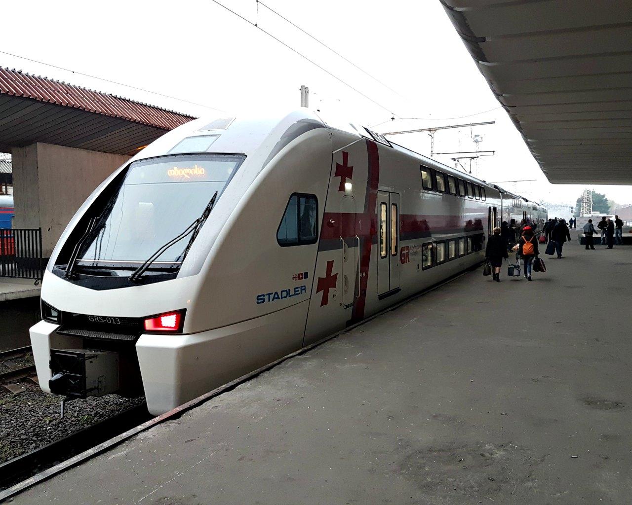20161113 083601 Train To Batumi Tbilisi Georgia Pme